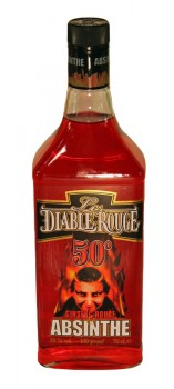 Absinth Le Diable Rouge