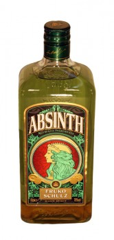 Absinth Fruko Schulz Magic
