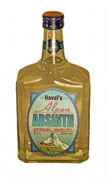 Absinth Havel`s Alpen