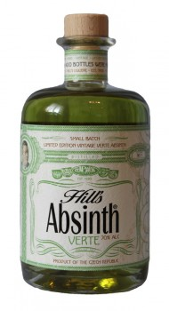 Absinth Hills Verte Destilliert