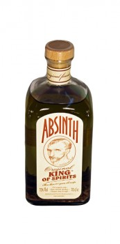 Absinth King of Spirits