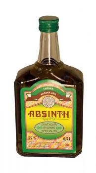 Absinth Krasna Lipa