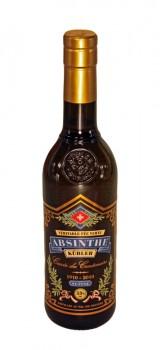 Absinth Kübler Cuvee du Centenaire Jubiläumsflasche