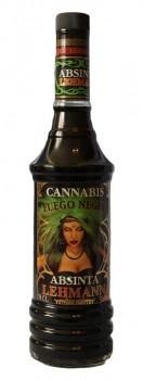 Absinth Lehmann Cannabis Fuego Negro