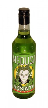 Absinth Medusa Green