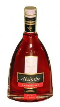 Absinth Metelka Couperosée