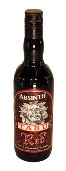 Absinth Tabu Red
