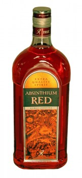 Absinth Trul Absinthium Red