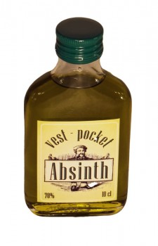 Absinth Vest Pocket