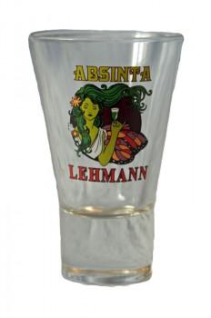 Absinthglas Lehmann