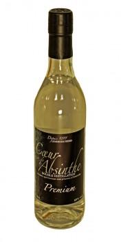 Absinth LEMERCIER COEUR D`ABSINTHE double distilled