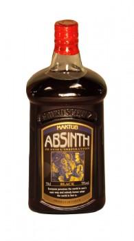 Absinth Fruko Schulz Maktub Black