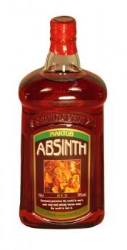 Absinth Fruko Schulz Maktub Red
