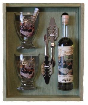 Absinth Libertine Geschenkset 55