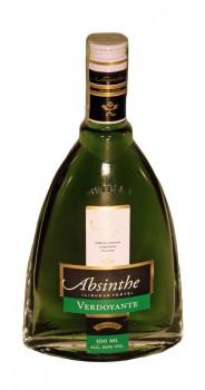 Absinth Metelka Verdoyante
