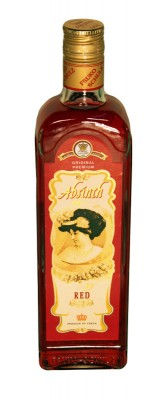 Absinth Fruko Schulz Red