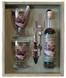 Absinth Libertine Geschenkset 72